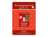 Маска тканевая с красным женьшенем Red Ginseng Essence Mask